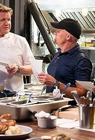 Gordon Ramsay in Lowery's Seafood Restaurant (2020)