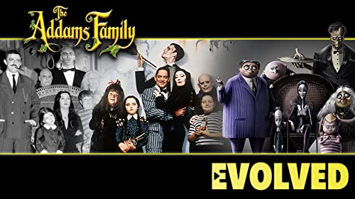 The Evolution of The Addams Family