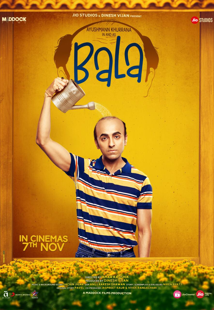 Image result for bala movie poster