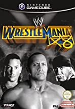 WWE WrestleMania X-8