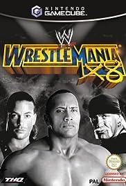 WWE WrestleMania X-8 Poster
