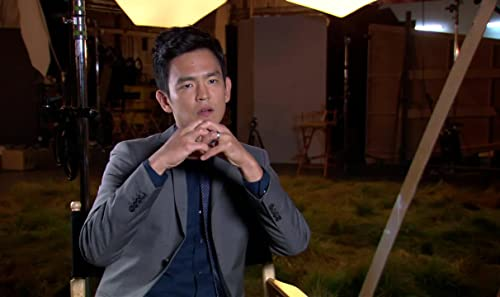 Go On: Interview Excerpts John Cho-Steven