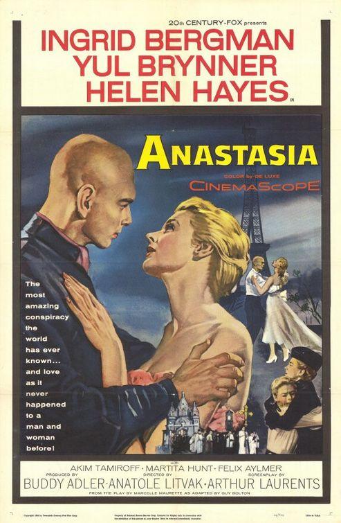 Anastacia, a Princesa Esquecida [Dub] – IMDB 7.1