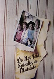 Do Not Fold, Spindle or Mutilate (1971) Poster - Movie Forum, Cast, Reviews