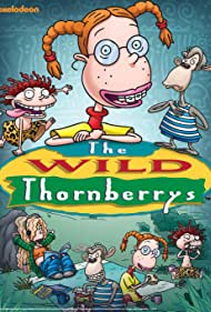 Lacey Chabert, Flea, Danielle Harris, and Tom Kane in The Wild Thornberrys (1998)