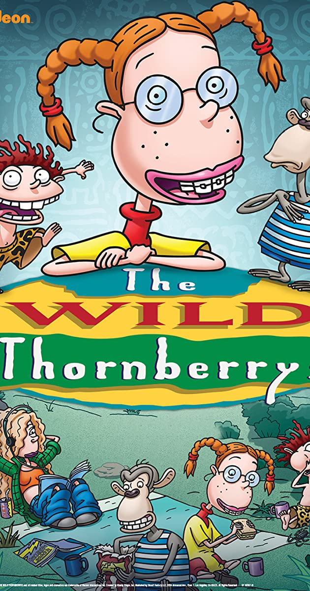 The Wild Thornberrys Tv Series 1998 2004 Imdb