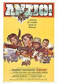 Lo sbarco di Anzio (1968) Poster - Movie Forum, Cast, Reviews