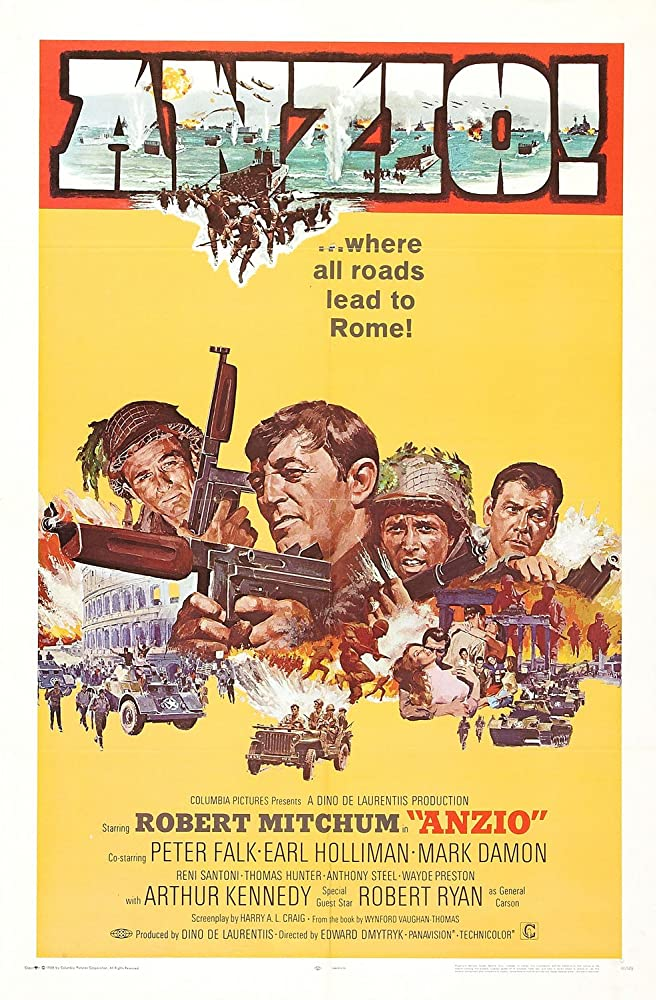 Lo sbarco di Anzio (1968)