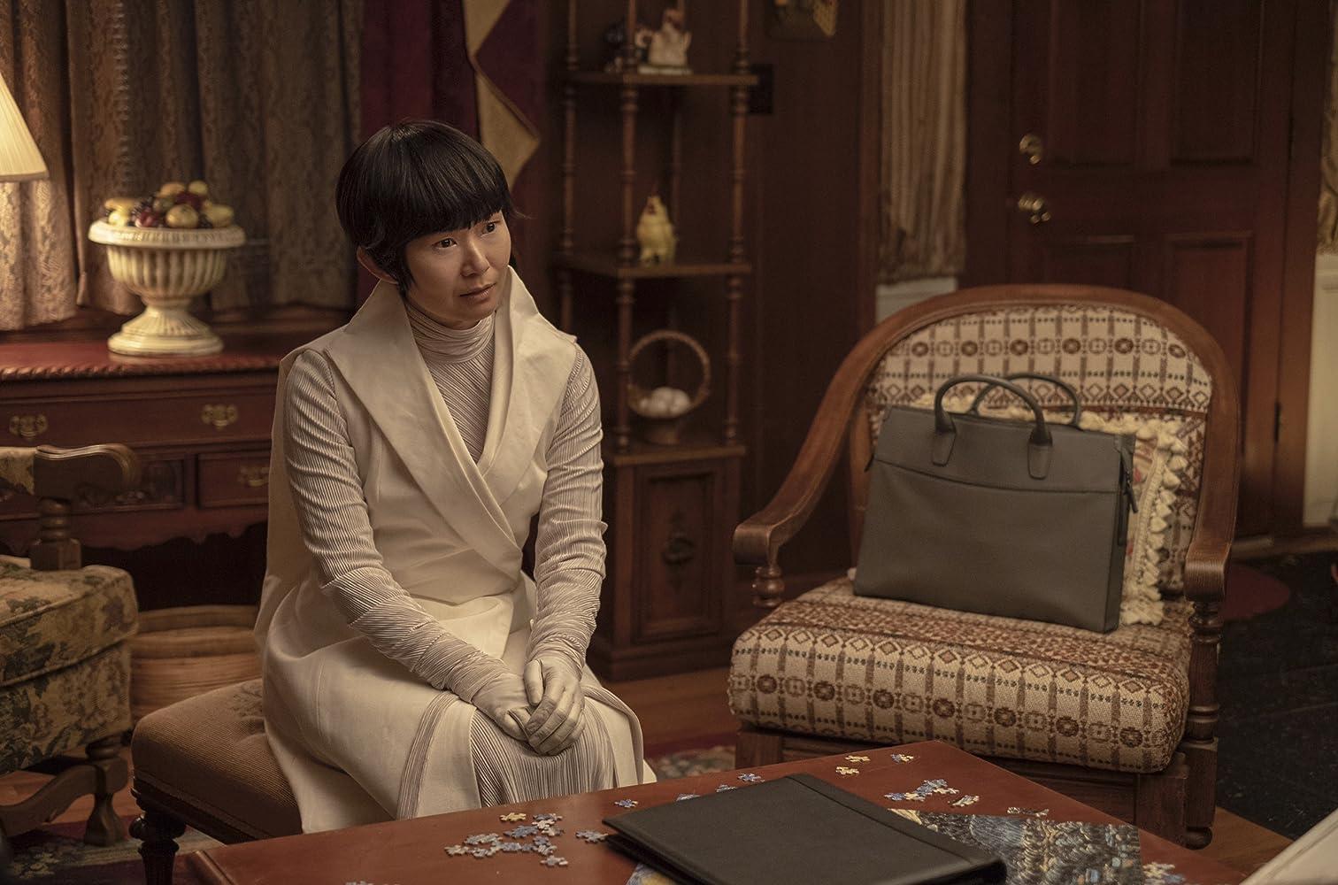 Hong Chau in Watchmen (2019)