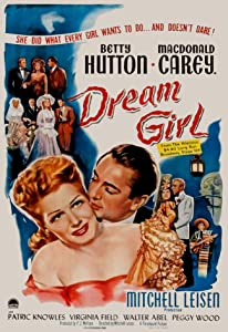 MP4 movies psp download Dream Girl USA [360x640]