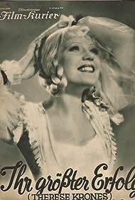 Mártha Eggerth in Ihr größter Erfolg (1934)