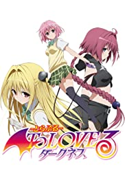 To Love-Ru Darkness Poster