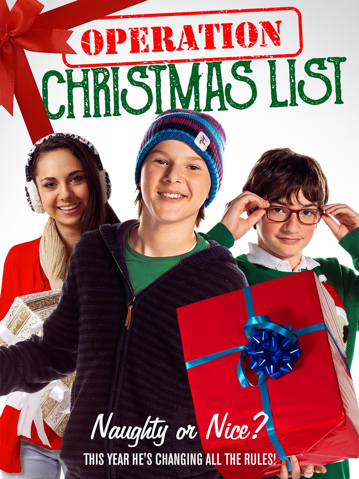 The Christmas List.Operation Christmas List 2016 Imdb