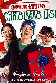 Dalia Yegavian and Colton Gobbo in Operation Christmas List (2016)