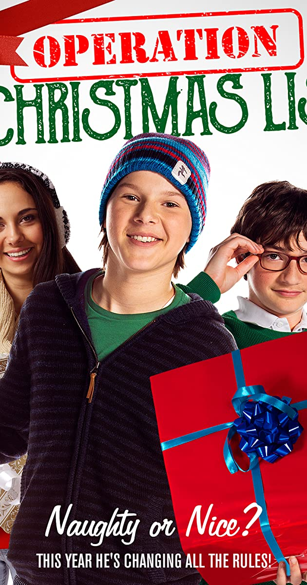Operation Christmas List (2016) - Full Cast & Crew - IMDb