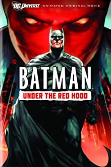 Batman: Under the Red Hood (2010 Video)