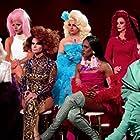 Farrah Moan, Peppermint, James Wirth, Jaren Merrell, Carlos Hernandez, Sasha Velour, and Trinity The Tuck in RuPaul's Drag Race (2009)