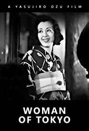 Woman of Tokyo Poster