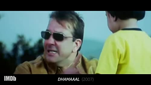 Sanjay Dutt: Movie Moments