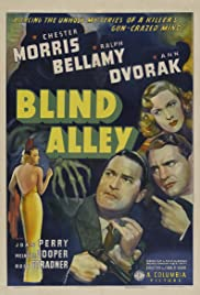 Blind Alley(1939) Poster - Movie Forum, Cast, Reviews