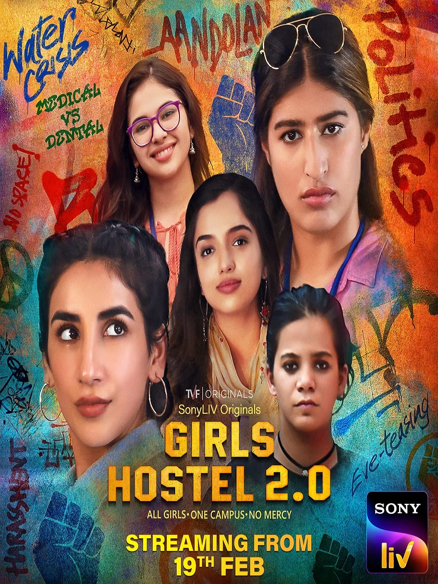 Girls Hostel (2018) Hindi Season 1 SonyLIV Original