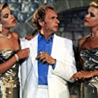 Pierre Richard, Camilla More, and Carey More in Le jumeau (1984)