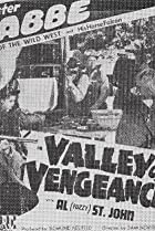 Valley of Vengeance (1944) Poster