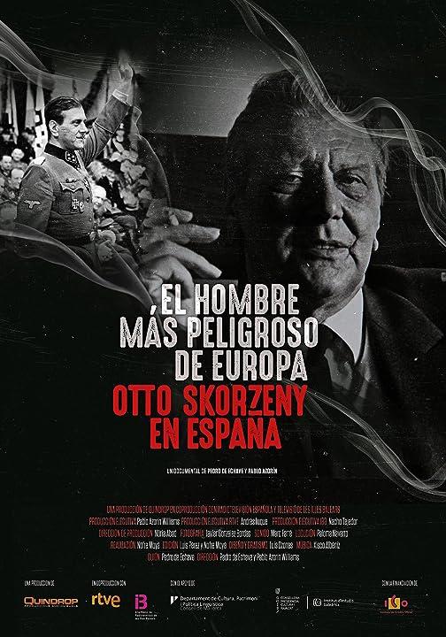 歐洲最危險人物:潛逃到西班牙的納粹軍官   awwrated   你的 Netflix 避雷好幫手!