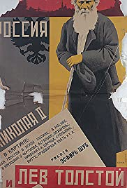 Lev Tolstoy and the Russia of Nicolai II Poster