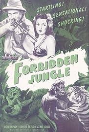 Forbidden Jungle Poster