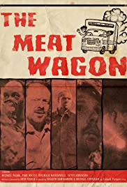 Meat Wagon Poster