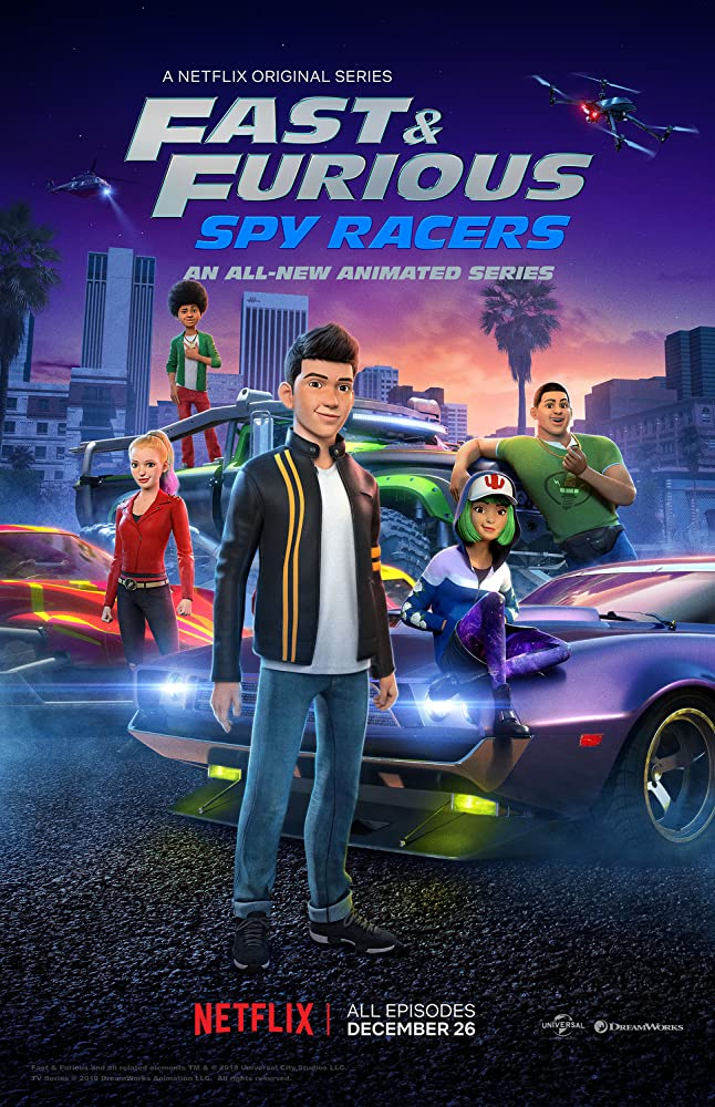 Fast & Furious: Spy Racers (2019) Dubbing Indonesia