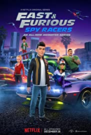 Fast & Furious Spy Racers : Season 1-2 COMPLETE Dual Audio [Hindi-ENG] NF WEB-DL 480p & 720p | GDRive | 1DRive | Single Episodes