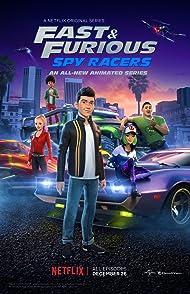 Fast & Furious Spy Racersเร็ว แรง ทะลุนรก ซิ่งสยบโลก