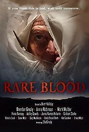 Rare Blood Poster
