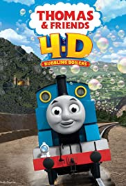 Thomas & Friends: Bubbling Boilers Poster