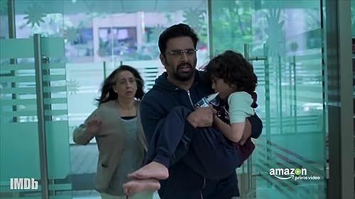 "Madhavan and Amit Sadh Share Exclusive ""Breathe"" Trivia"