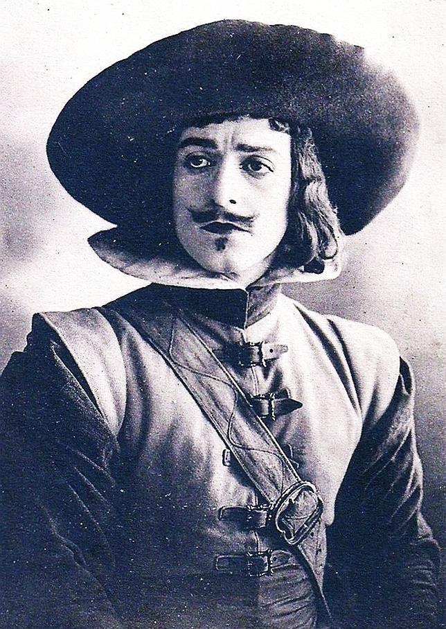 Aimé Simon-Girard in Les trois mousquetaires (1932)