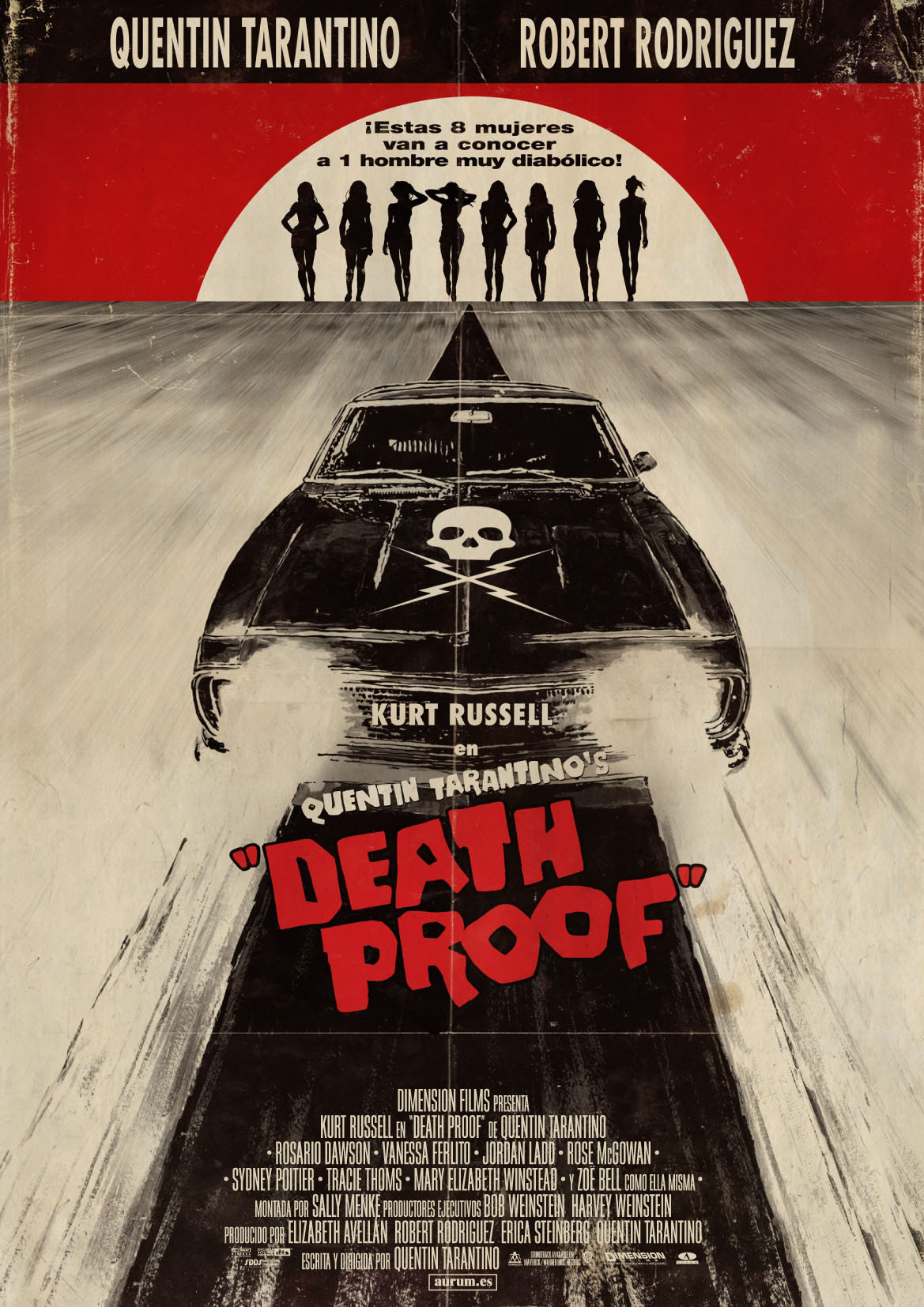 Image result for death proof 2007