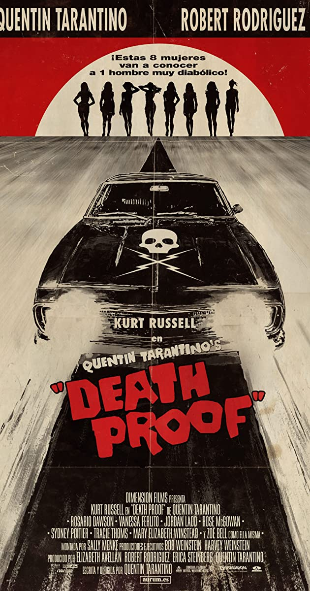 Death Proof 2007 Imdb