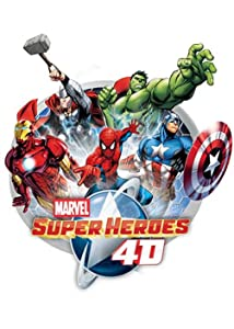 Marvel Super Heroes 4D Experience: Indonesia movie download in hd
