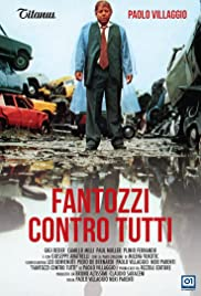 Fantozzi Against the Wind Poster
