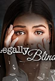 Legally Blind Poster