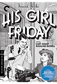 David Bordwell on His Girl Friday