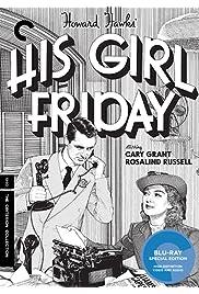 David Bordwell on His Girl Friday