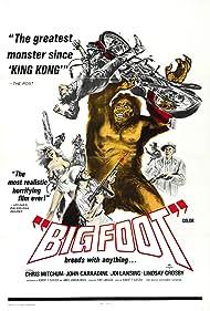 Bigfoot (1970) Poster - Movie Forum, Cast, Reviews