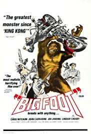 Bigfoot (1970) Poster - Movie Forum, Cast, Reviews