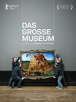 Where to stream The Great Museum