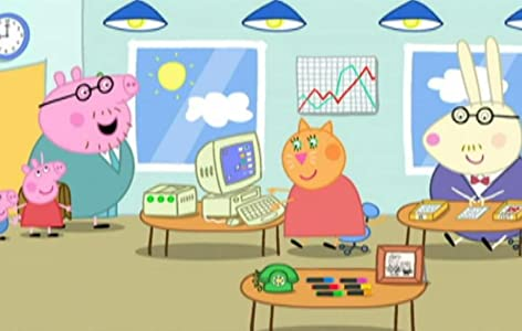 New full movie hd download Daddy Pig's Office [1280x768]