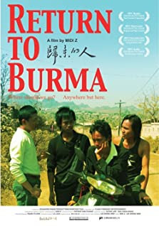 Return to Burma (2011)